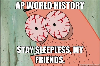 World history ap essay types